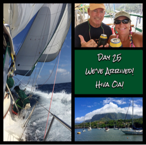 Hiva Oa! We Have Arrived! South Pacific - Day 25