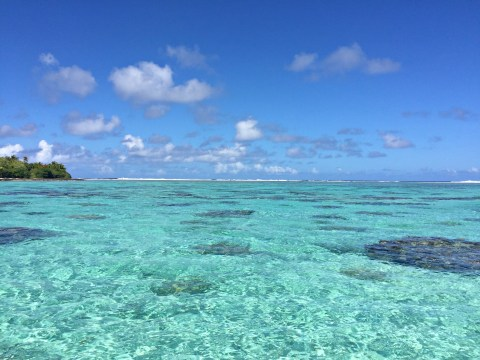 DazzlersWatch Image Gallery Of Maupiti In French Polynesia