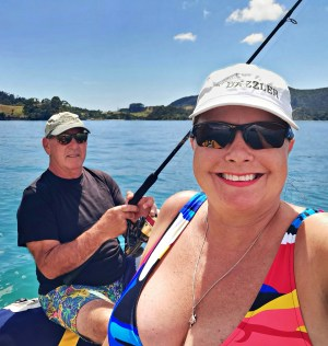 Dan & Jilly Fishing