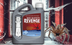 Miss Muffet's Spray