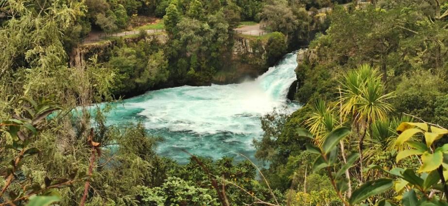 Incredible Falling Waters
