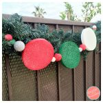 How to Make Easy DIY Outdoor Holiday Garland