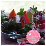 How to Create a Fairy Garden Girls Birthday Party