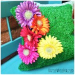 How To Make an Astro Turf Outdoor Pillow