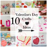 10 Cute DIY Valentine's Day Crafts and Ideas