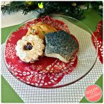 5-Minute Paper Doily Christmas Cookie Plate