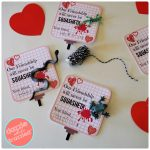 Easy, Funny Kids Valentine's Day Card with Plastic Bugs