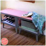 How to Make Easy Stylish Bench from Nightstands