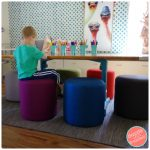 How to Make Easy, Fun Schoolhouse Kids Craft Table