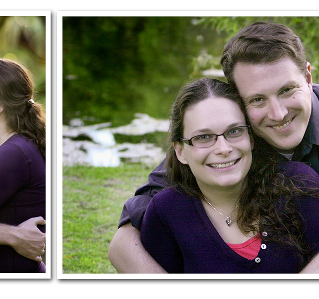 Capturing the Perfect Imperfections: Brenda & Brian's Portrait Session | Dazzling Light Photography