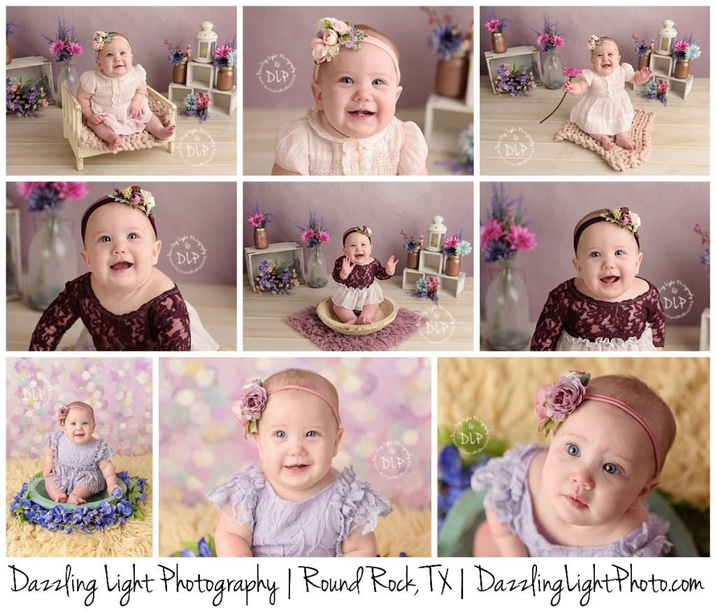 Round Rock Baby Photographer