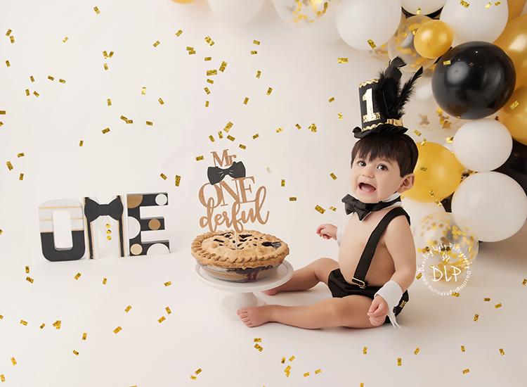 Cake Smash Photography Round Rock TX