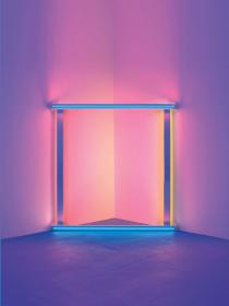 Dan Flavin, untitled (to Donna) 6, 1971. Photography by Billy Jim. © Estate of Dan Flavin / VG Bild-Kunst, Bonn 2012. Courtesy of David Zwirner Gallery, New York. Frieze Masters