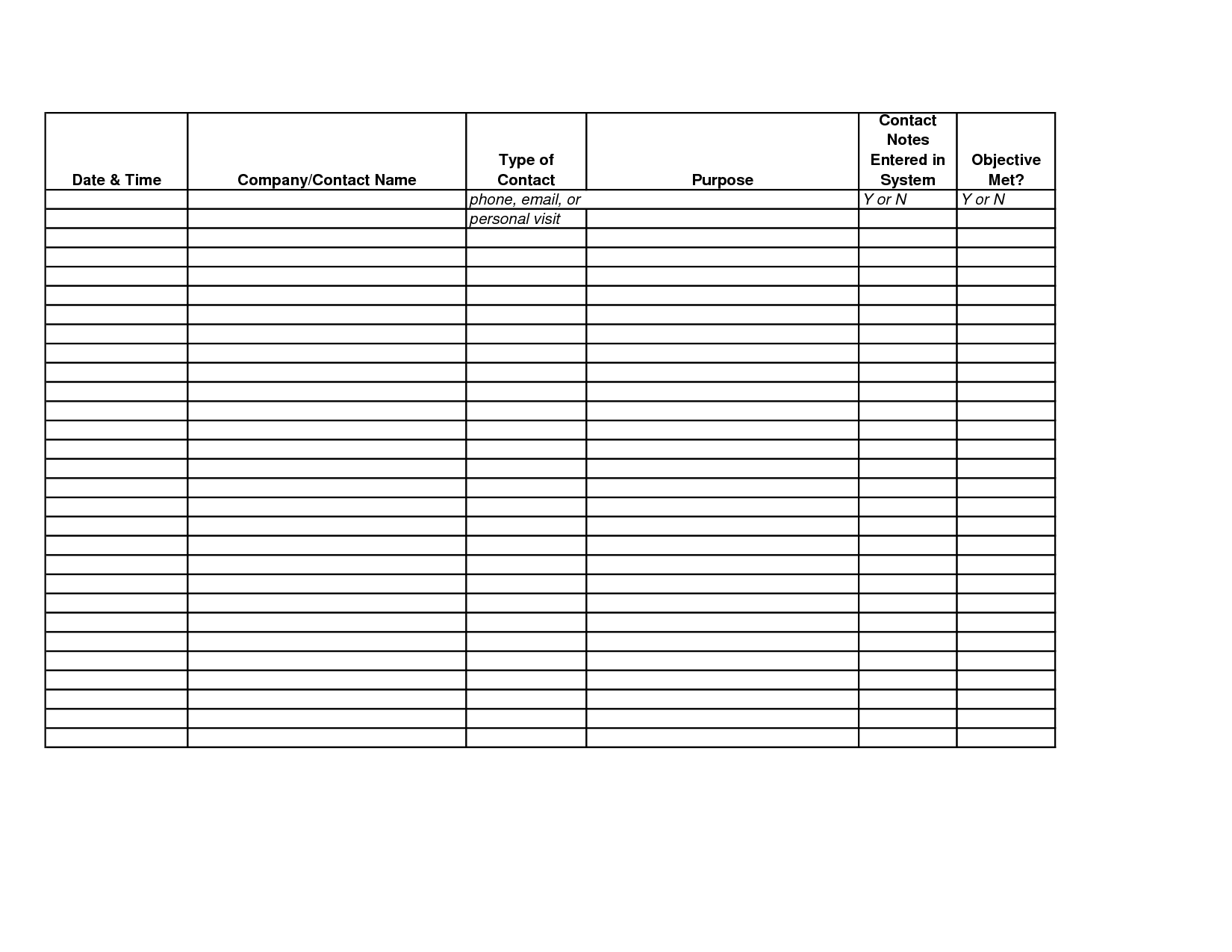 Employee Time Tracking Spreadsheet Template Time