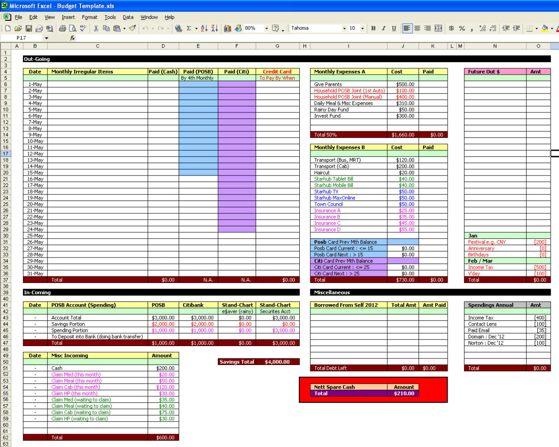 Home Renovation Budget Spreadsheet Template Budget Spreadsheet Renovation Spreadsheet