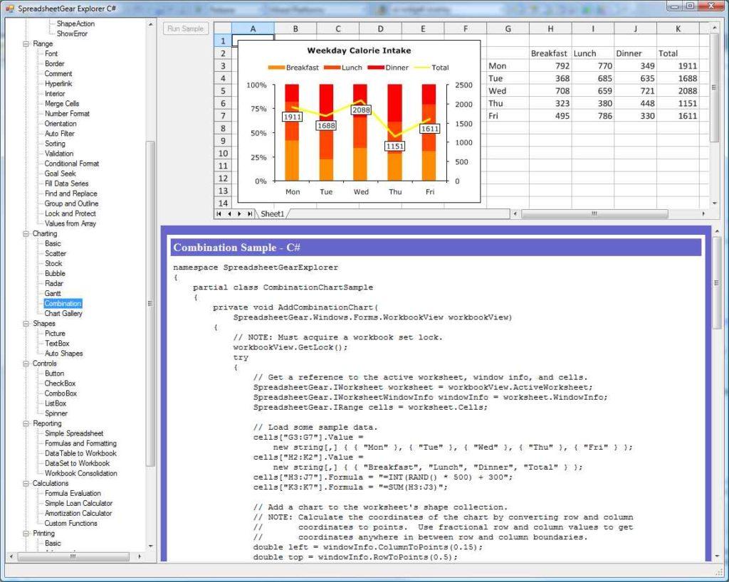 Excel Spreadsheet Budget Examples Spreadsheet Samples