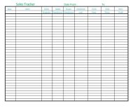 Sales Spreadsheet Templates Free Free Spreadsheet ...