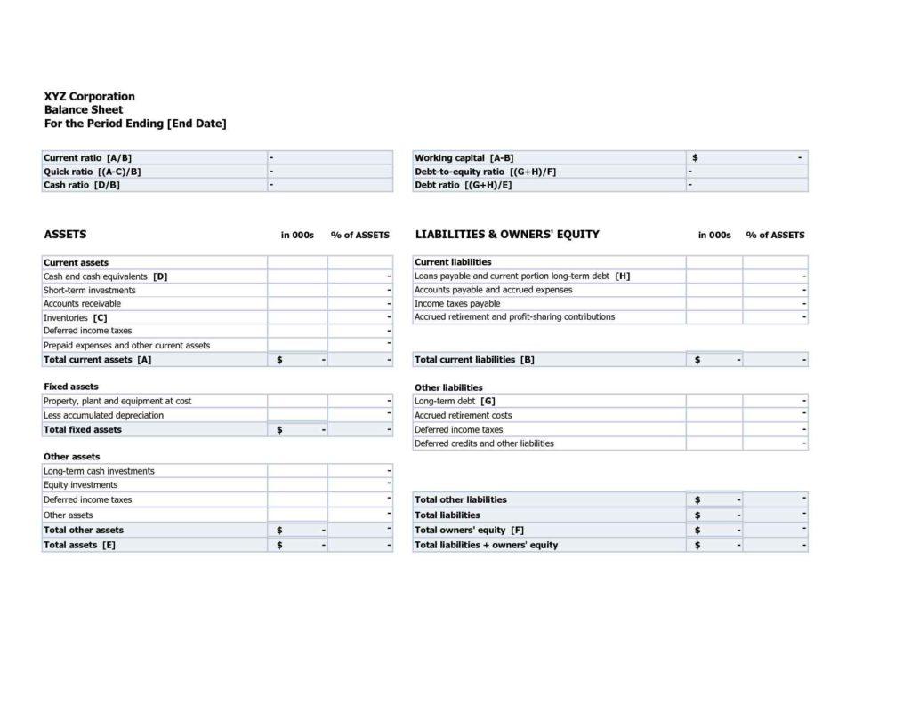 Sample Spreadsheet Template Spreadsheet Templates For