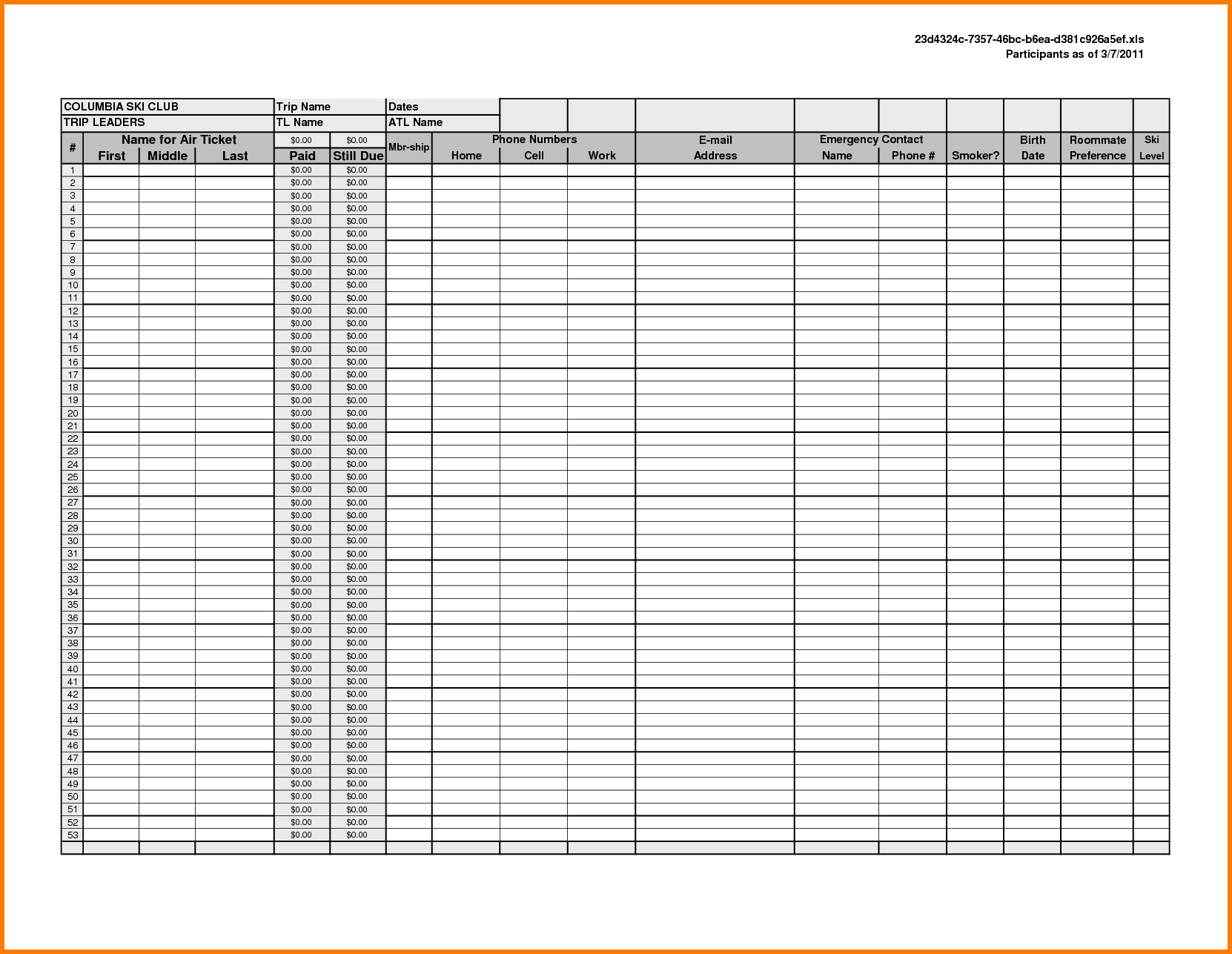 Spreadsheet Template Accounts Receivable Excel Spreadsheet Template Simple Business Accounting