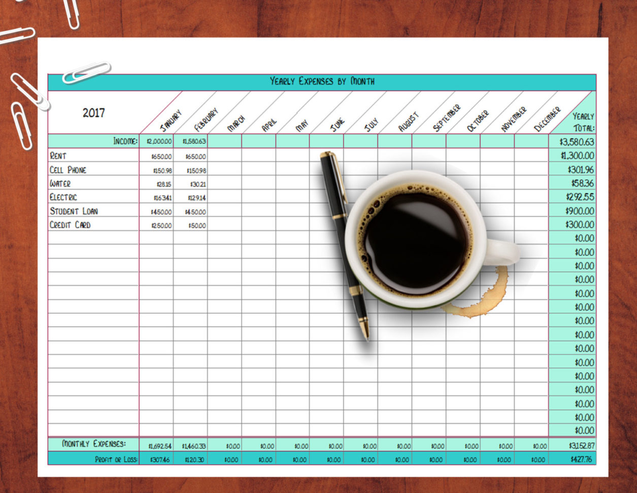 Small Business Expense Spreadsheet Template How To Track Expenses In Excel Microsoft Spreadsheet