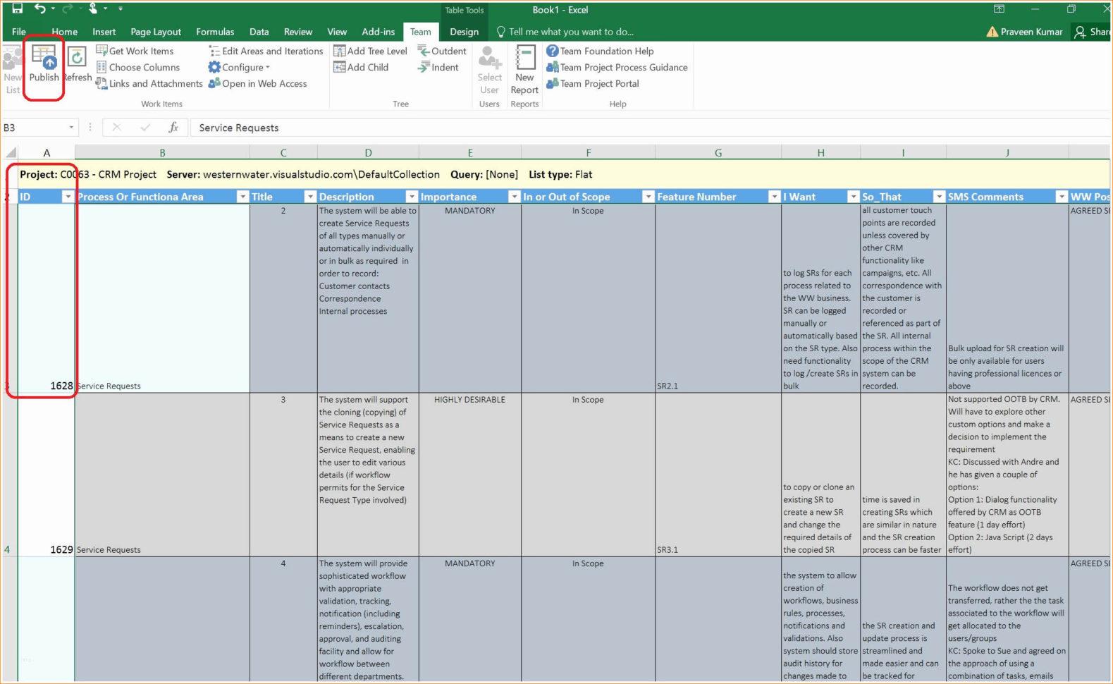 7 Crm Excel Vorlage Kostenlos