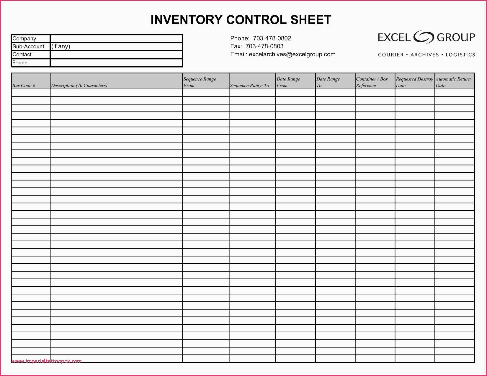 Accounts Receivable Excel Spreadsheet Template Free Fill
