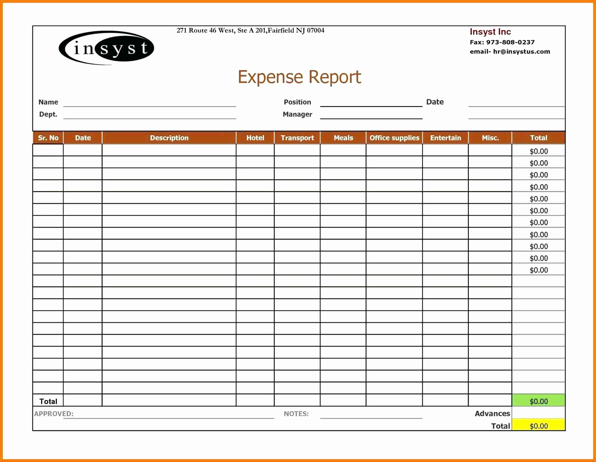 Business Income Worksheet Template Luxury Spreadsheet In E
