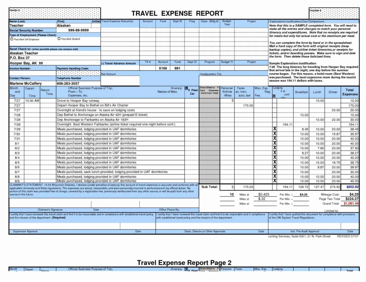Rental Property Spreadsheet Template Excel Spreadsheet