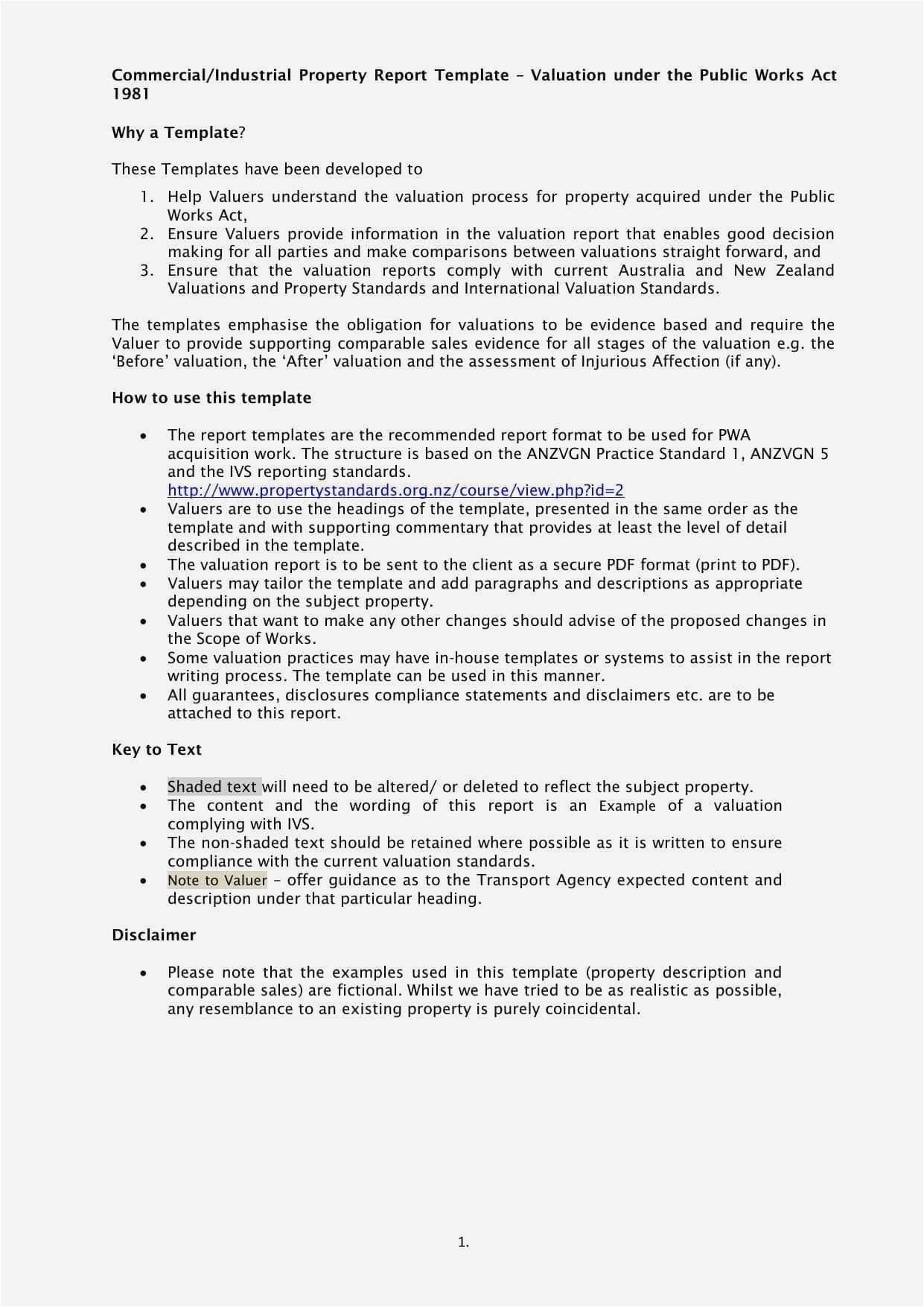 Business Valuation Report Template Worksheet Business