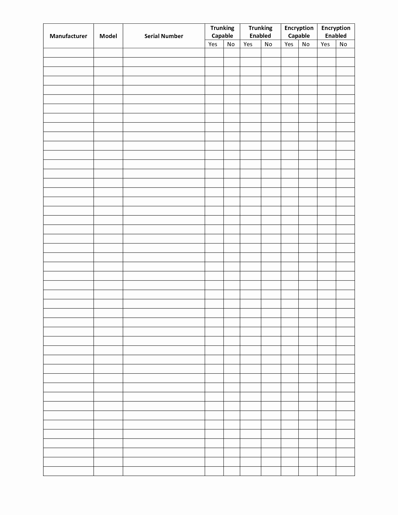 Cattle Inventory Spreadsheet Template Fresh Free Inventory