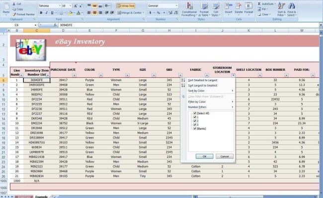 Inventory Control Software In Excel Free Download Db