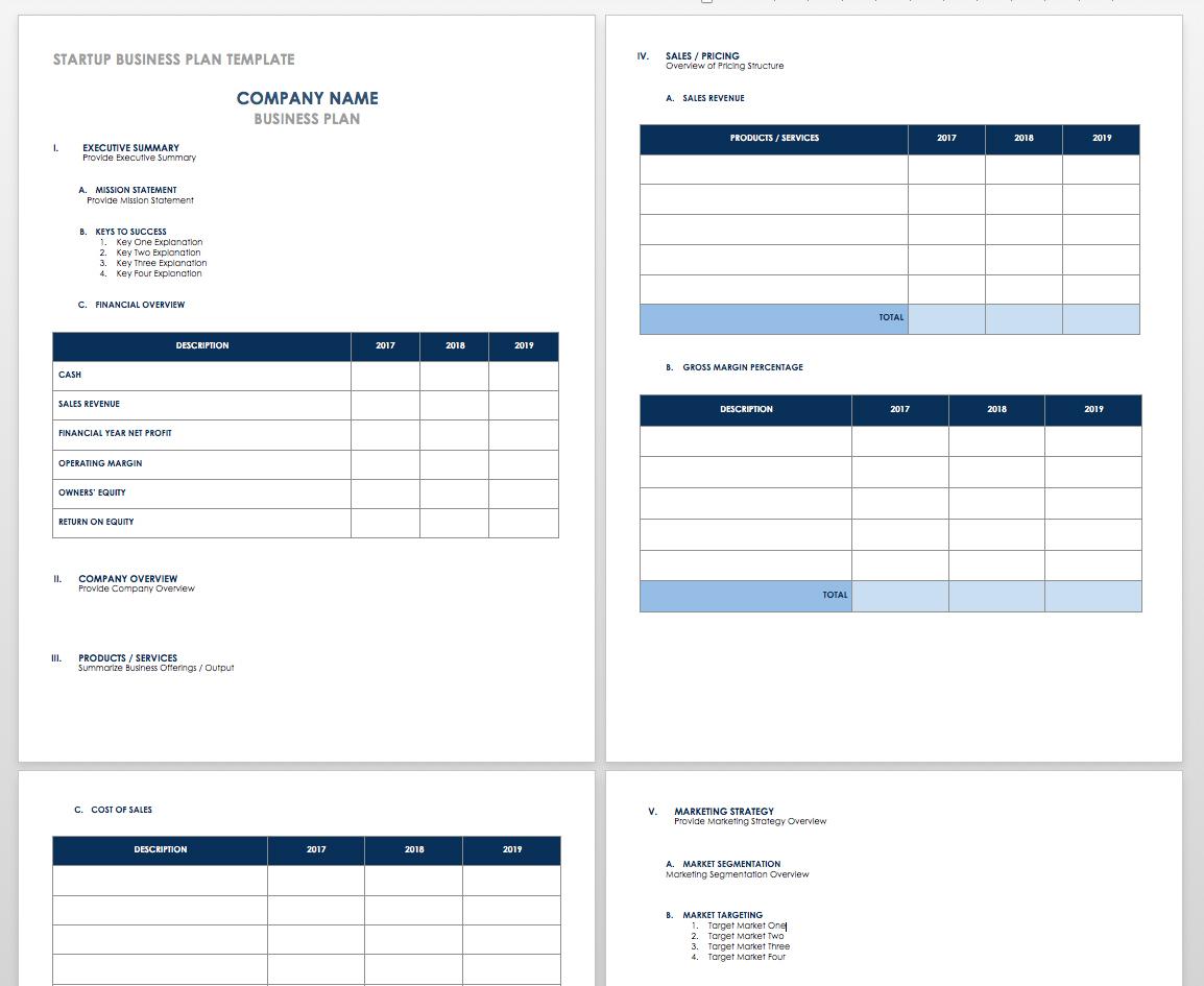 Business Startup Budget Spreadsheet Business Spreadshee