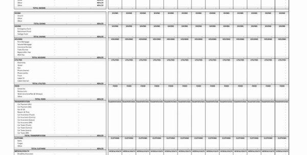 Church Tithe And Offering Spreadsheet Spreadsheet Softwar
