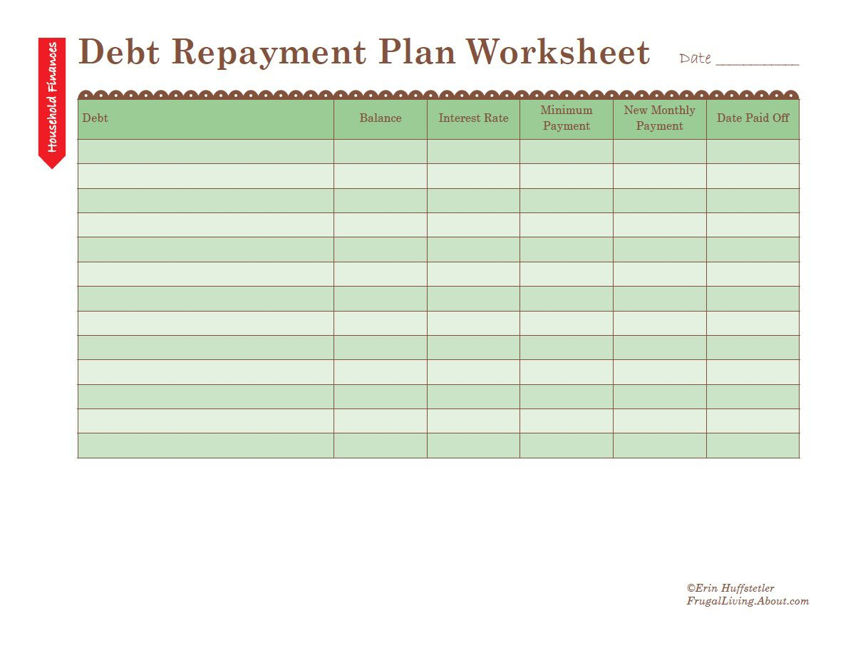 Get Out Of Debt Budget Spreadsheet Spreadsheet Softwar Get Out Of Debt Budget Spreadsheet