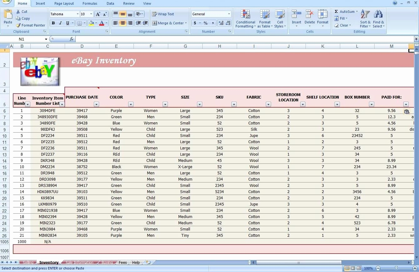 Liquor Inventory Control Spreadsheet Fresh Inventory