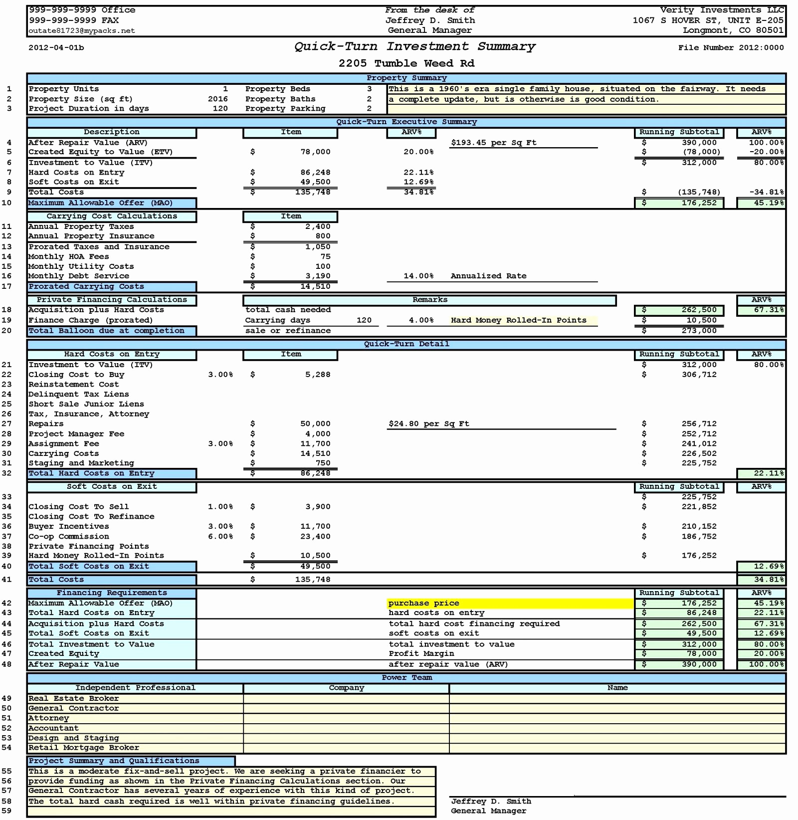Startup Valuation Template Fresh Business Valuation Report