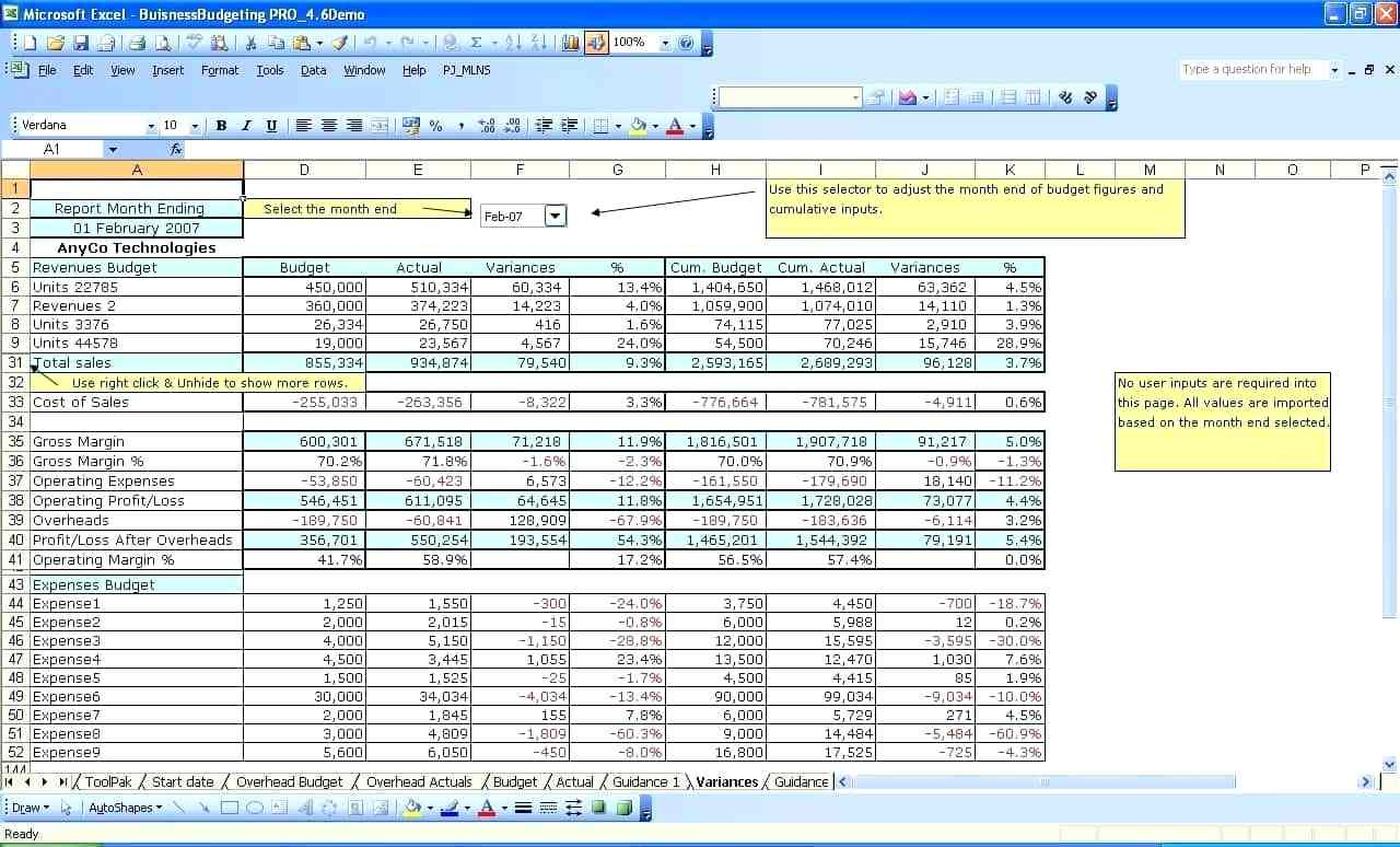Accounting Excel Spreadsheet Sample With Regard To Free