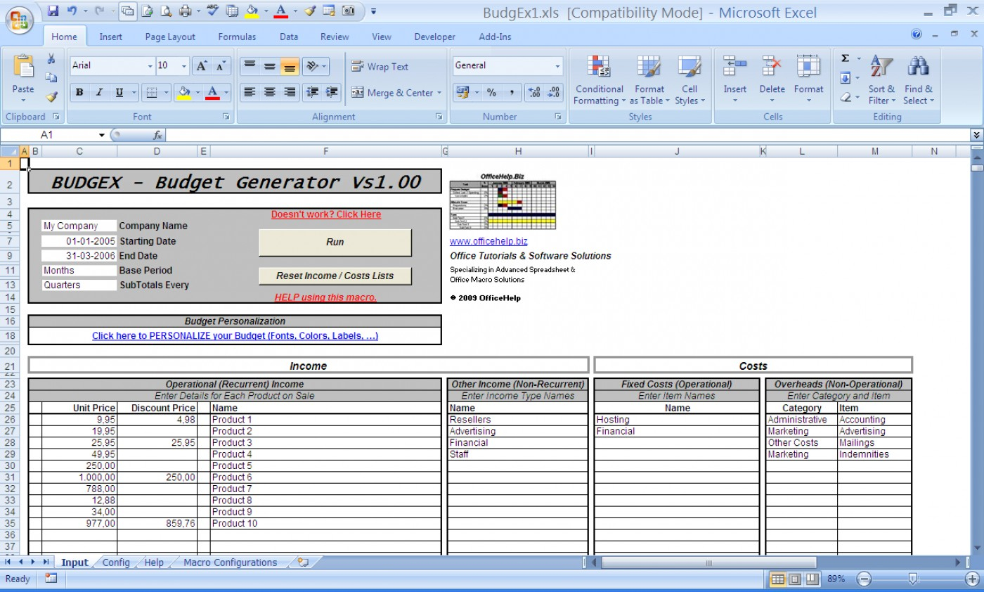 Advanced Excel Spreadsheets Intended For 023 Template