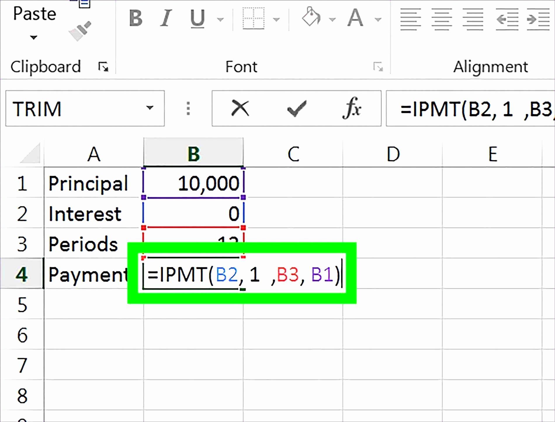 Amortization Schedule Spreadsheet Within Loan Amortization