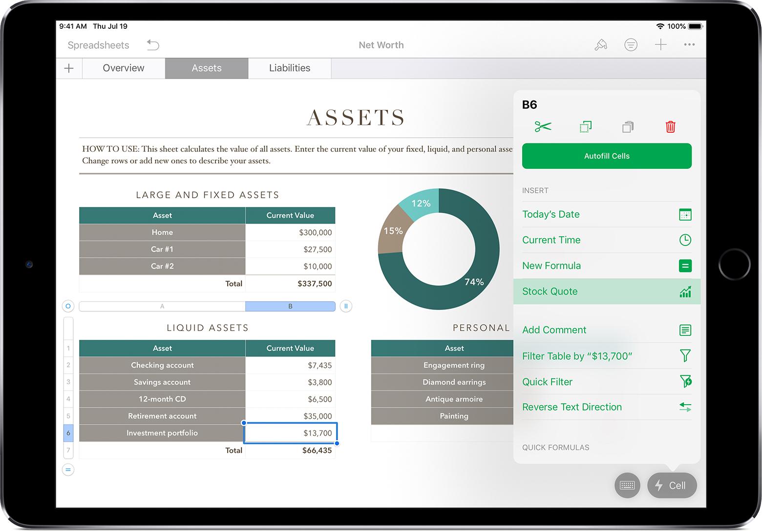Apple Spreadsheet App For Ipad Spreadsheet Downloa Apple