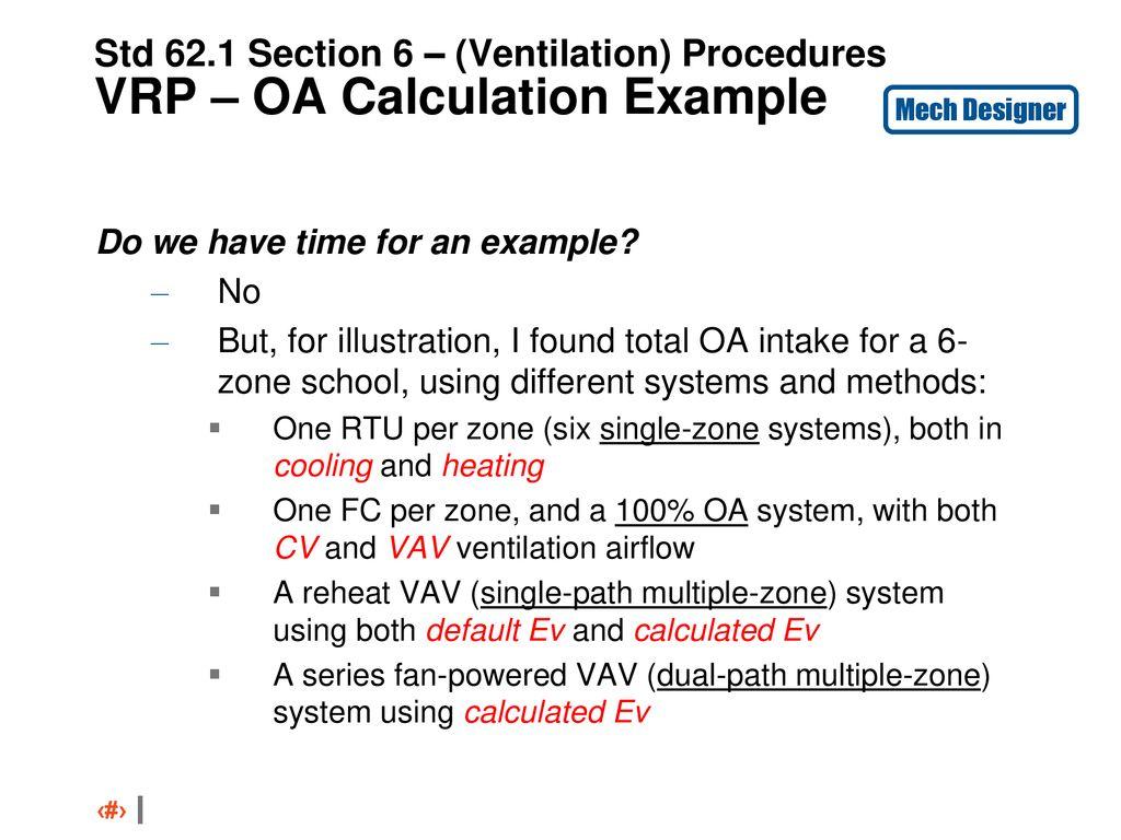Ashrae 62 1 Ventilation Spreadsheet Spreadshee