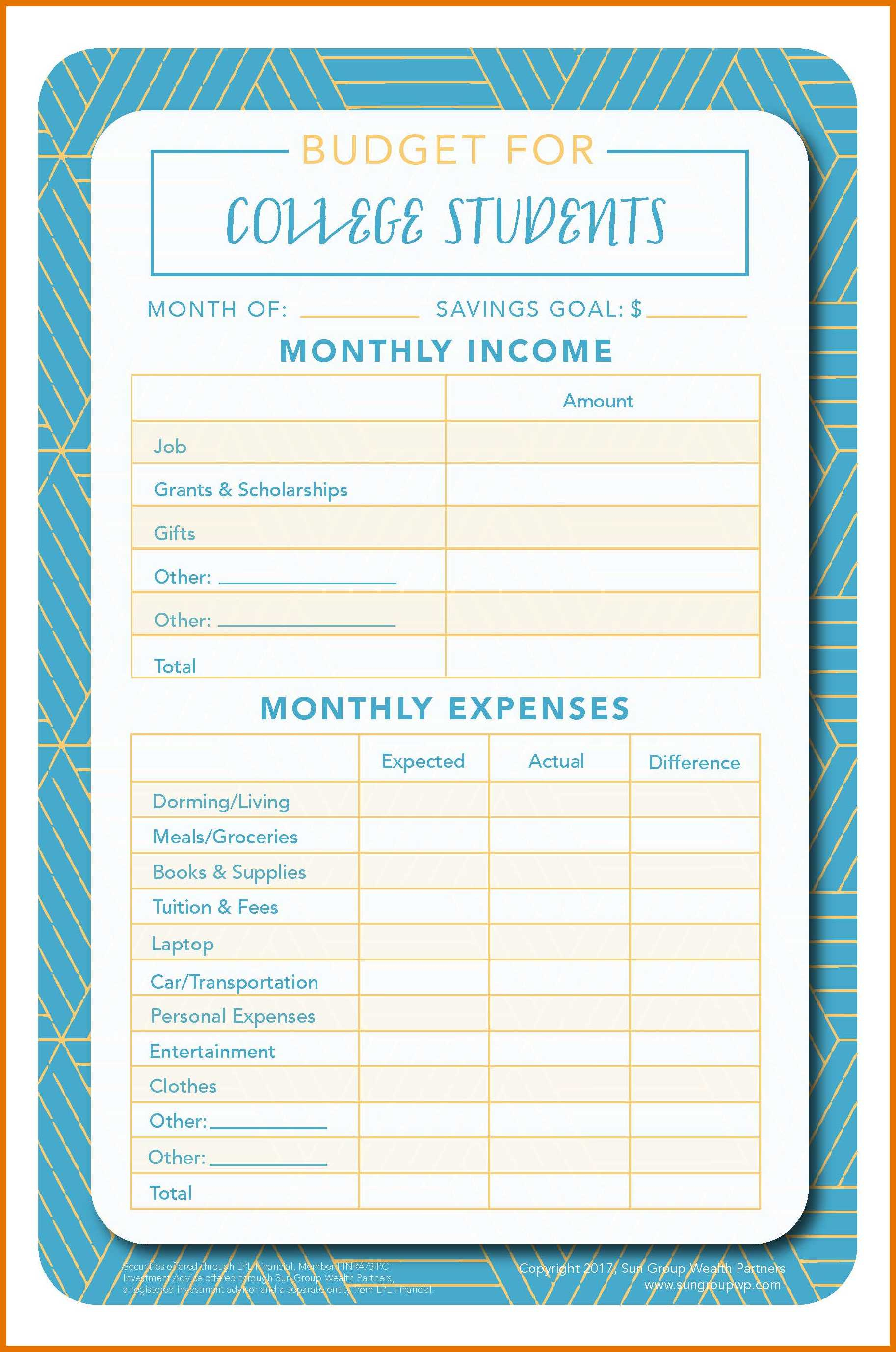 Assisted Living Budget Spreadsheet Spreadsheet Downloa Assisted Living Budget Spreadsheet