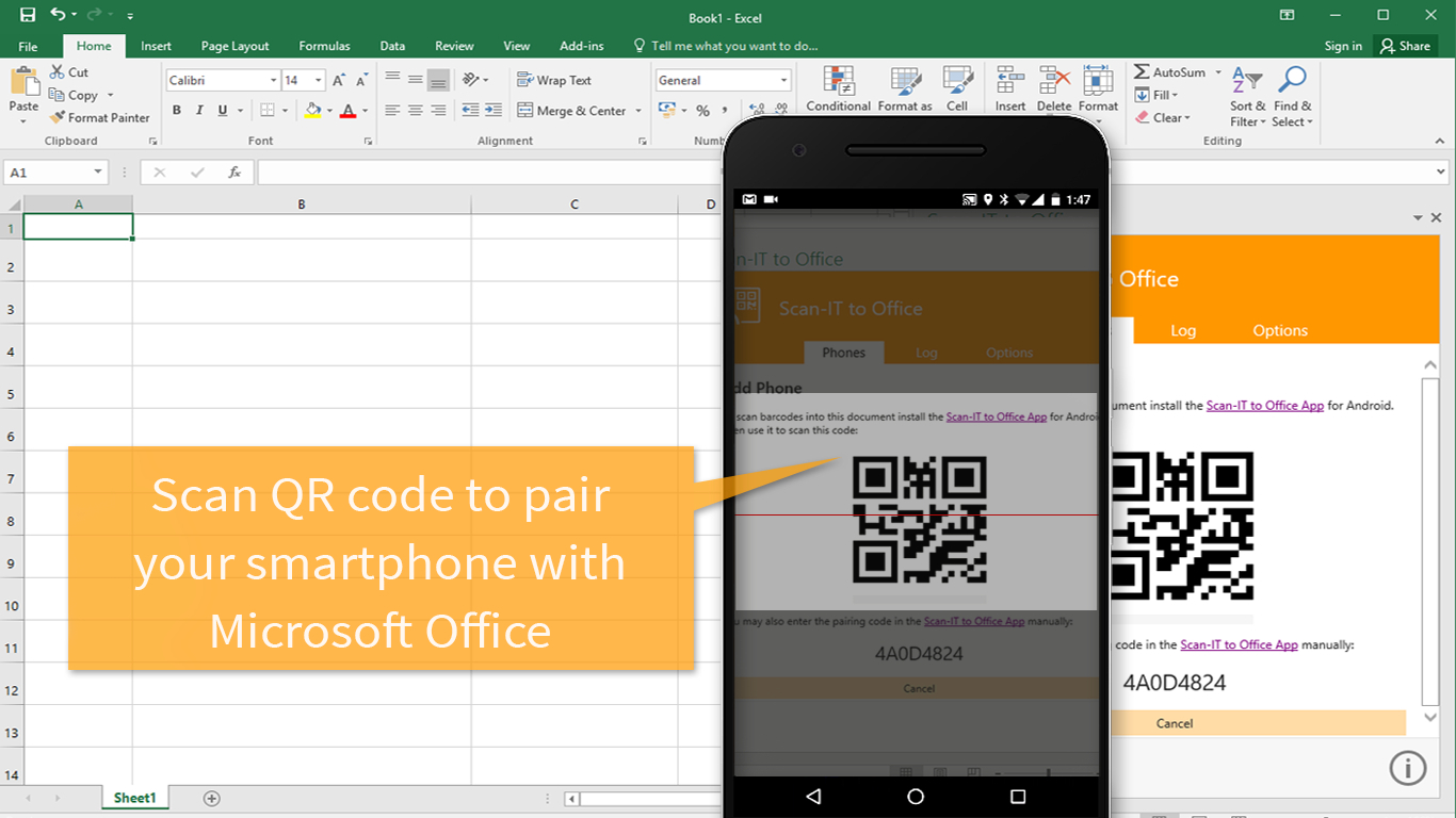 Barcode Scanner To Excel Spreadsheet Spreadsheet Downloa