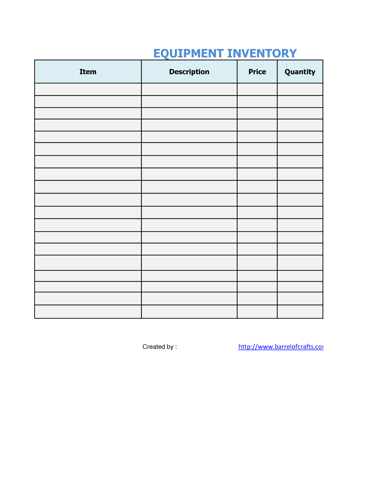 Best Inventory Spreadsheet Throughout Office Supplies