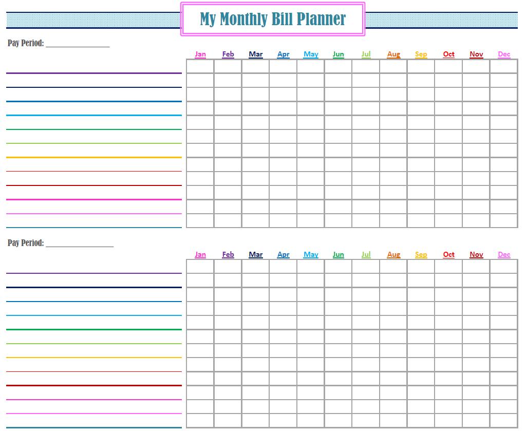 Bill Payment Tracker Spreadsheet Spreadshee Medical