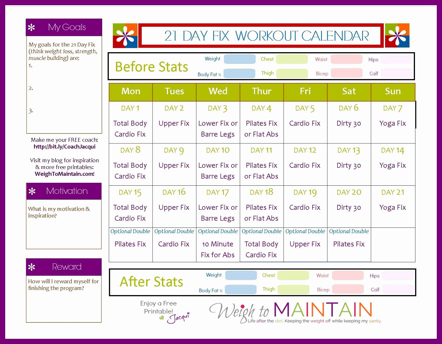Body Beast Meal Plan Worksheet