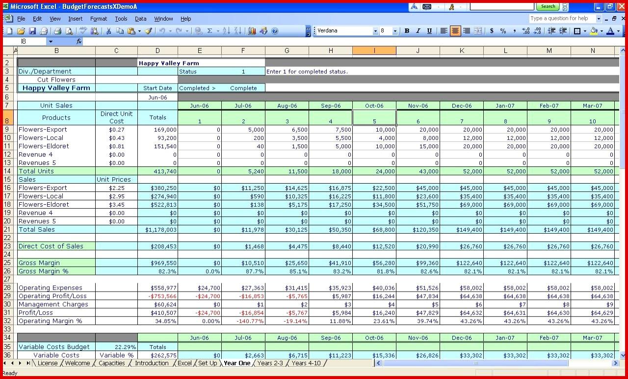 Bookkeeping Spreadsheet For Musicians Spreadsheet Downloa