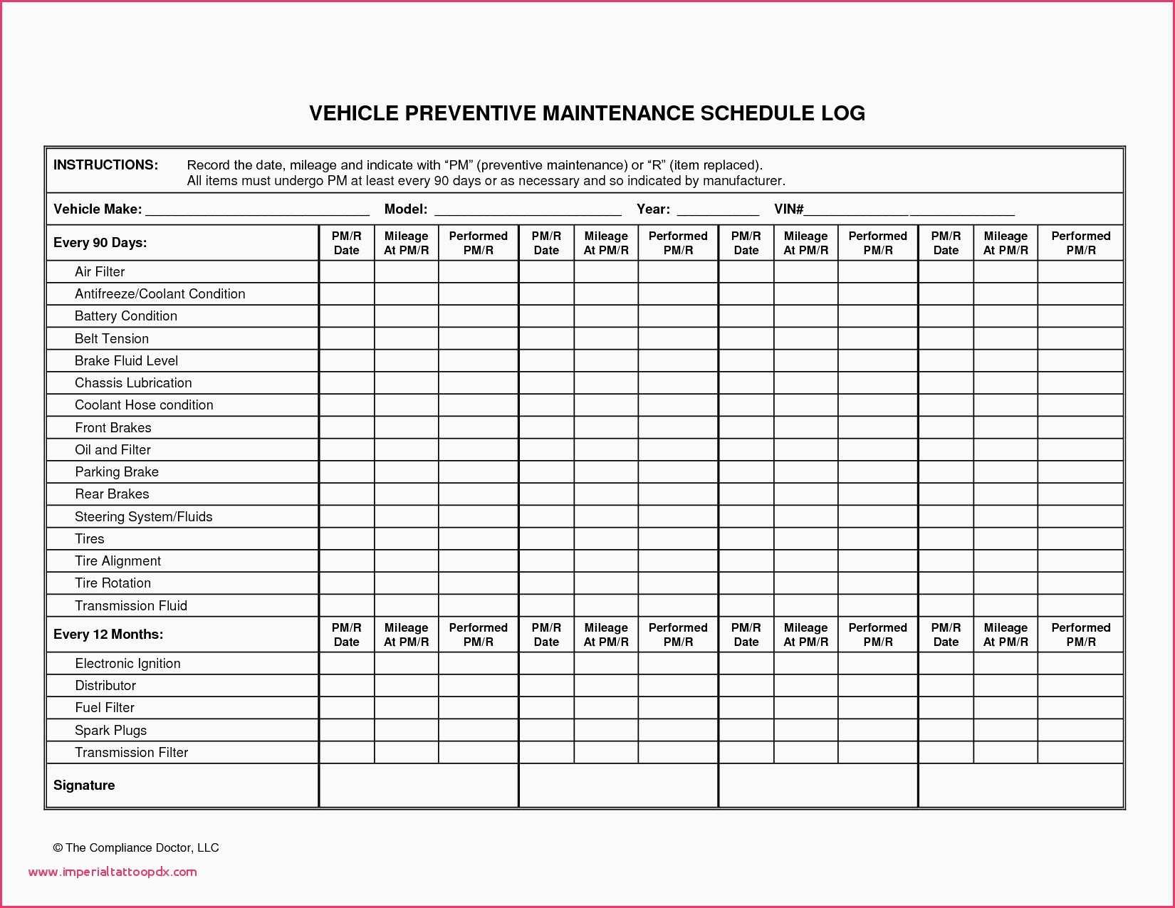 Calibration Tracking Spreadsheet Spreadsheet Downloa