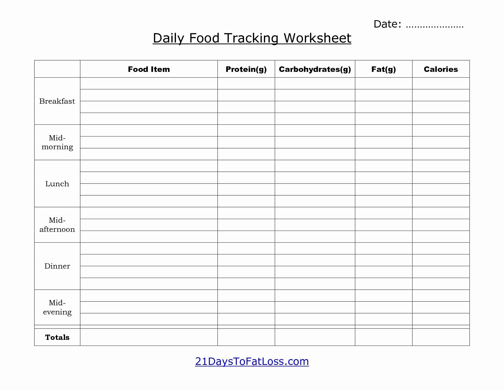 Calorie Spreadsheet Template In 50 Unique Hcg Calorie
