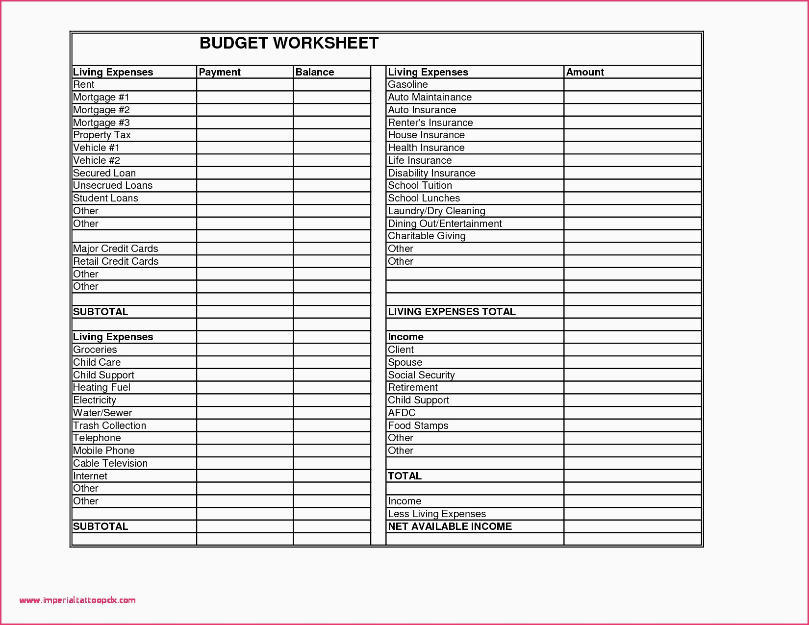 February Archive Page 30 Staff Rota Spreadsheet